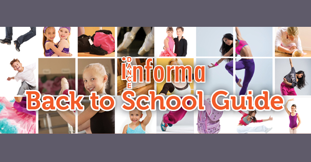 <h1>Back to Dance Class Guide</h1><p>Everything you need to start the new dance year</p>