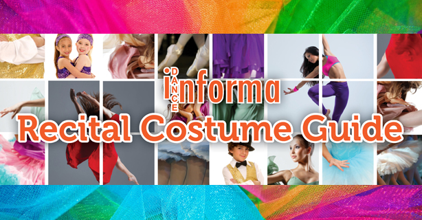 <h1>DANCE RECITAL COSTUME GUIDE</h1><p>The latest costume designs for your dance recital</p>