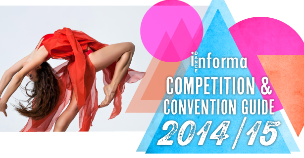 <h1>Competition & Convention Guide</h1><p>2014/2015  Dance Competitions, Conventions and Dance Intensives</p>