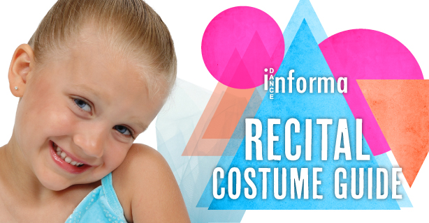<h1>DANCE RECITAL COSTUME GUIDE</h1><p>The latest costume designs for your dance recital</p>