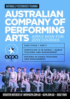 Australian Company of Performing Arts