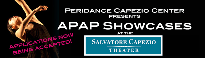 APAP Peridance Showcase