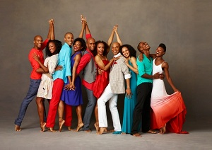 Alivn Ailey American Dance Theater