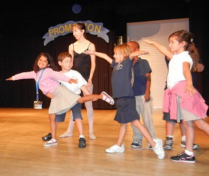 Arts Ballet Theatre of Florida Arts Ballet Goes to School
