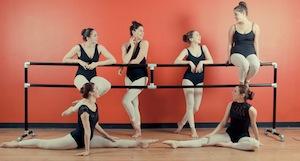 12 Foot Ballet Barre