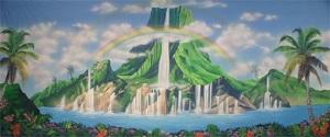 ES7778 – Neverland Backdrop by Grosh