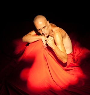 Choreographer and Dancer Brian Lucas