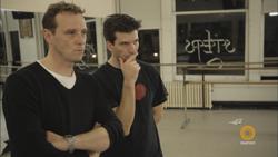 A Chance to Dance Michael Nunn and Billy Trevitt