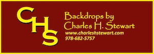 Backdrops by Charles H Stewart