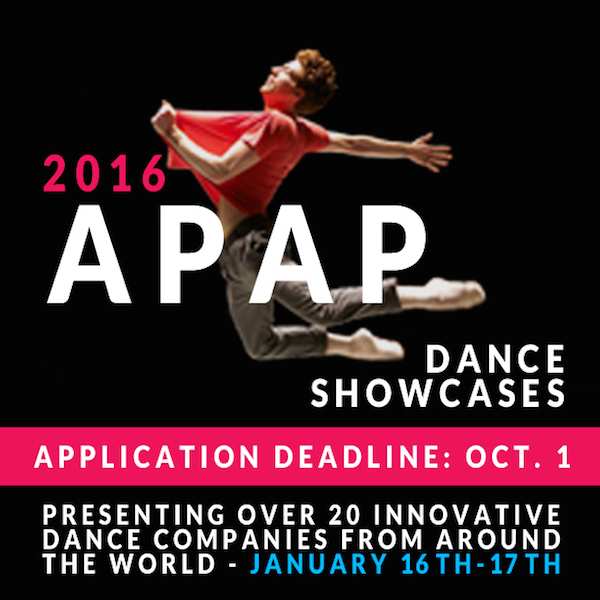 2016 Association of Performing Arts Presenters Conference