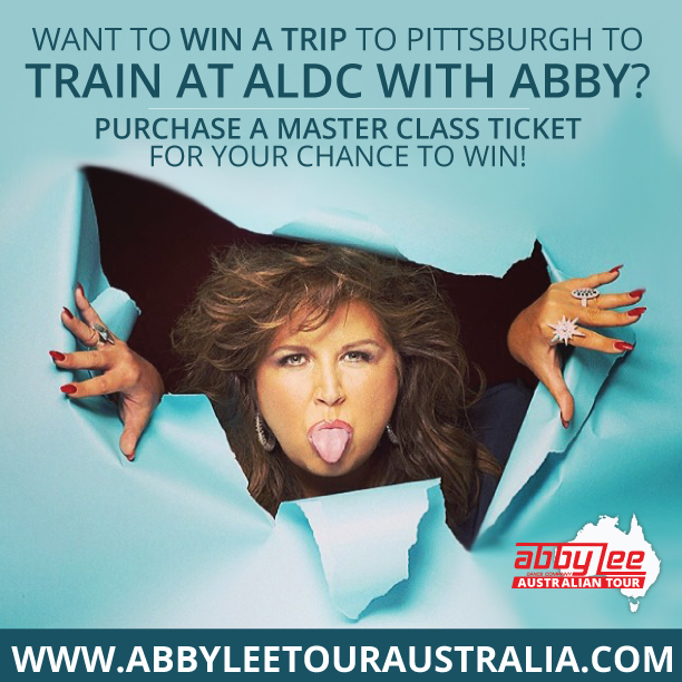 Abby Lee Miller of the hit reality TV show Dance Moms will tour Australia