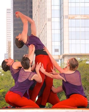 Ad Deum Dance Company in From One Heart