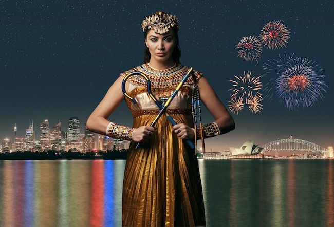 Handa Opera on Sydney Harbour will present Aida