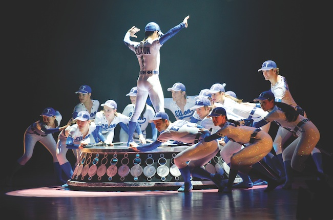 Canada's Alberta Ballet in Love Lies Bleeding