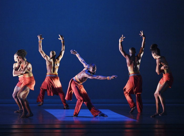 Alvin Ailey American Dance Theater in Robert Moses' The Pleasure of the Lesson