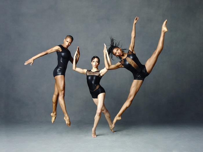 Alvin Ailey dancers