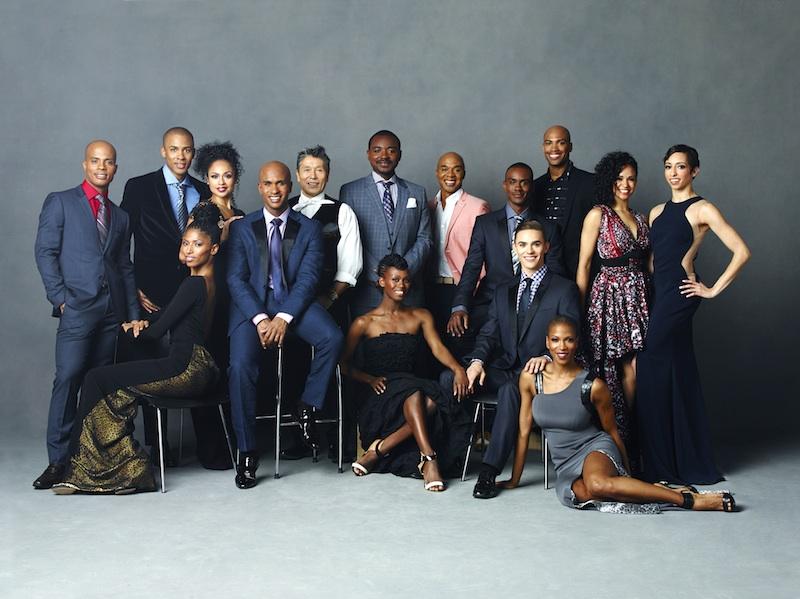 Alvin Ailey American Dance Theater 2015 Company