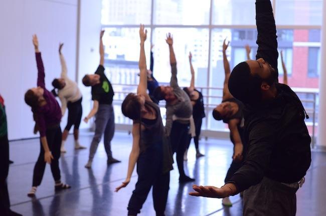 American Dance Festival hosts Winter Intensives