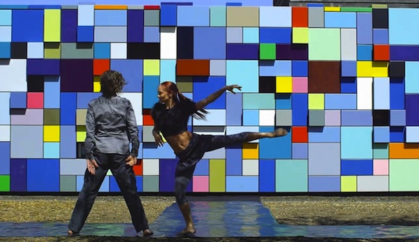 Revolve Dance Company's Angsters film at Dance Camera West Festival