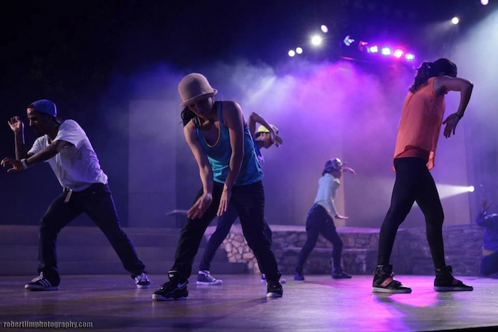 Antics hip-hop dance theater in Los Angeles