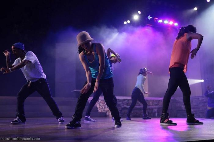 Antics hip-hop dance theater in Los Angeles