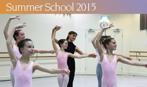 The Australian Ballet School's 16th Annual Summer School