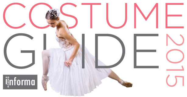 Australian Dance Costume Guide 2015