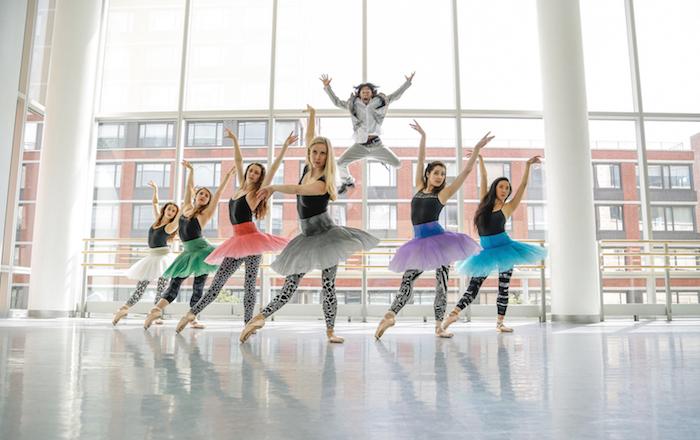 BalletNext Flex and Pointe Workshops