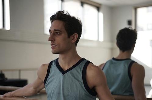 Justin Peck in Ballet 422