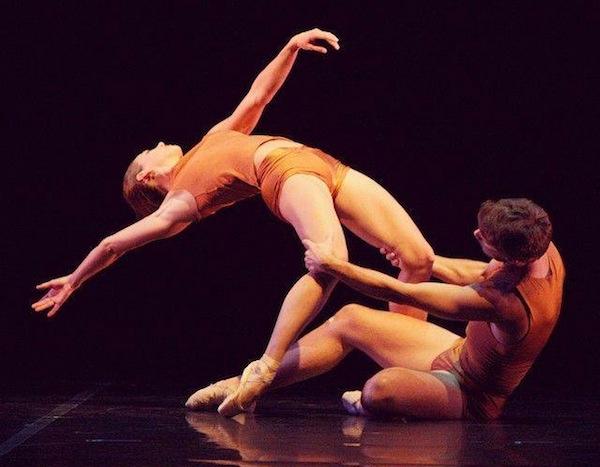 Ballet Austin in one/the body's grace