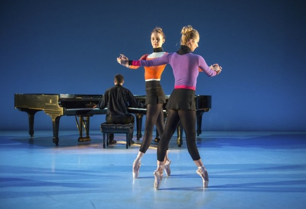 Ballet Next in performance in 2014