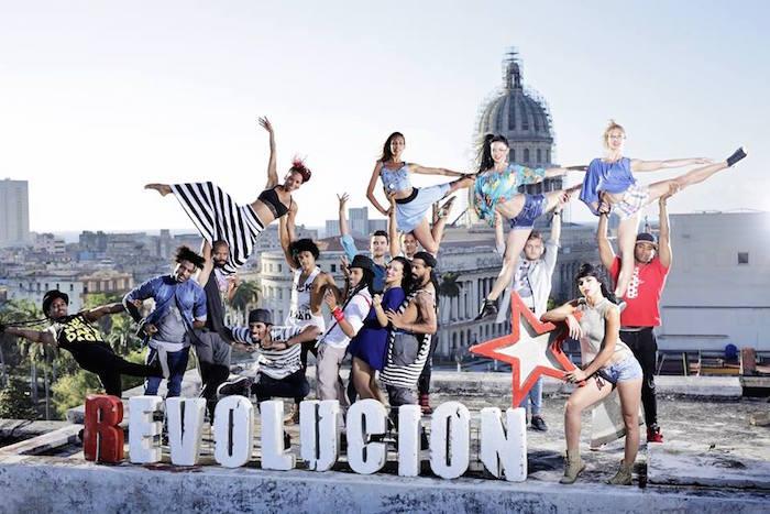 Ballet Revolución 2015 Australia and New Zealand Tour