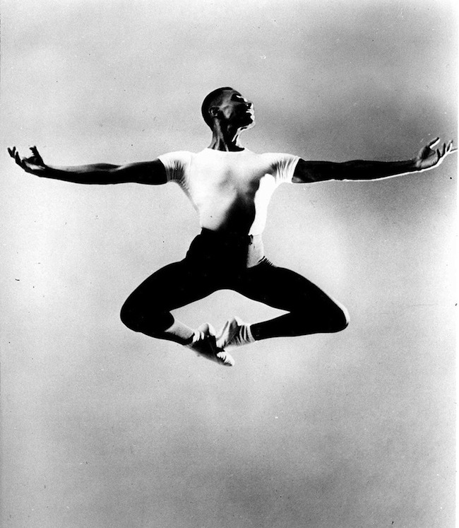 Arthur Mitchell, a founder of Dance Theater of Harlem