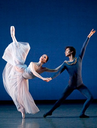 Birmingham Royal Ballet's Elisha Willis and César Morales