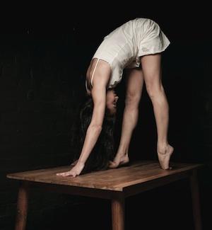 dance theatre work Written on the Body