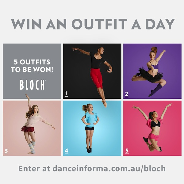 Bloch and Dance Informa Outfit Giveaway 2015