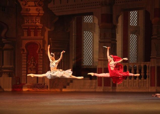 Bolshoi Ballet in La Bayadère