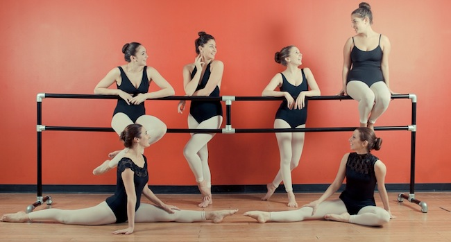 Boss Ballet Barres for studios, schools and homes