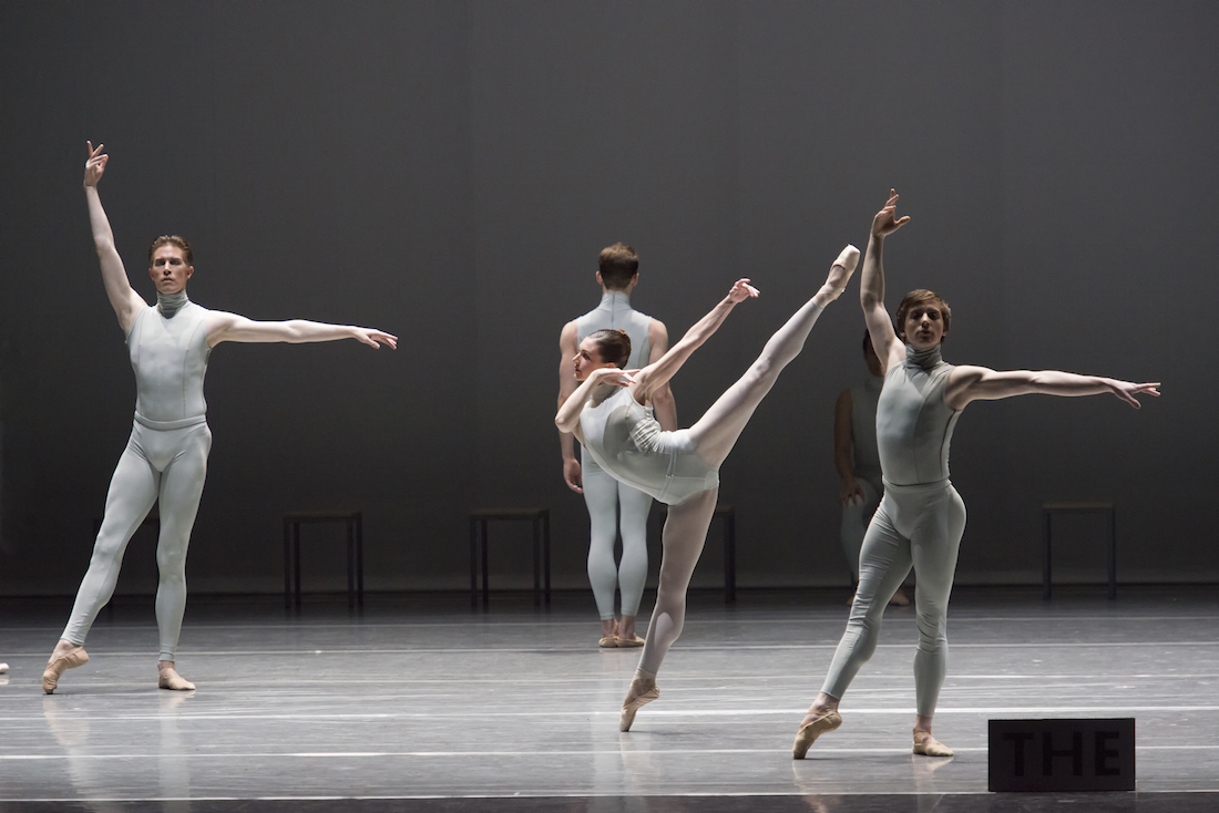 Boston Ballet Announces Forsythe Partnership Dance