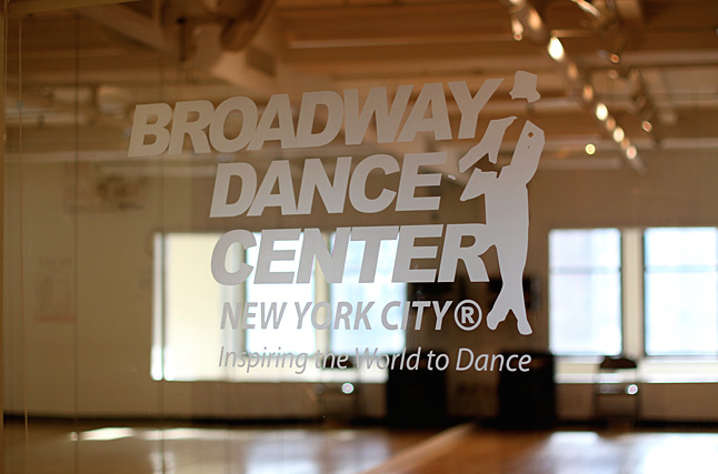 NYC dance studio