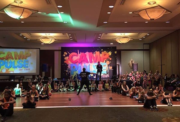 Camp PULSE on Tour 2016