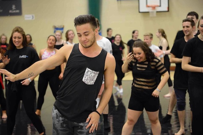 U.K.'s touring dance convention Can You Dance?