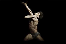 Royal Ballet principal Carlos Acosta