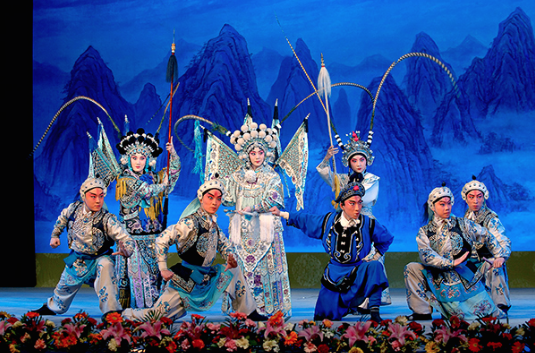China National Peking Opera Company UK Tour 2015
