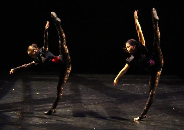 The Choreographers Canvas showcase