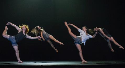 Sydney Dance Company's CounterMove program featuring Lux Tenebris