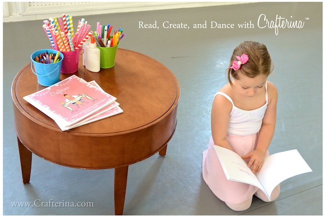 Crafterina Crafts for Little Dancers