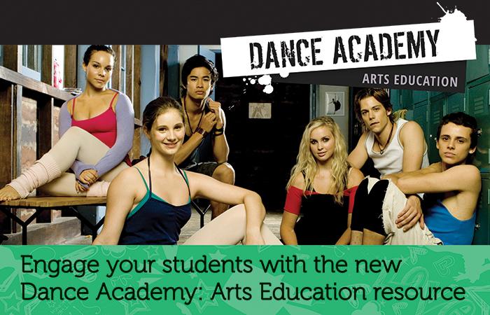 New Dance Academy: Arts Education resource