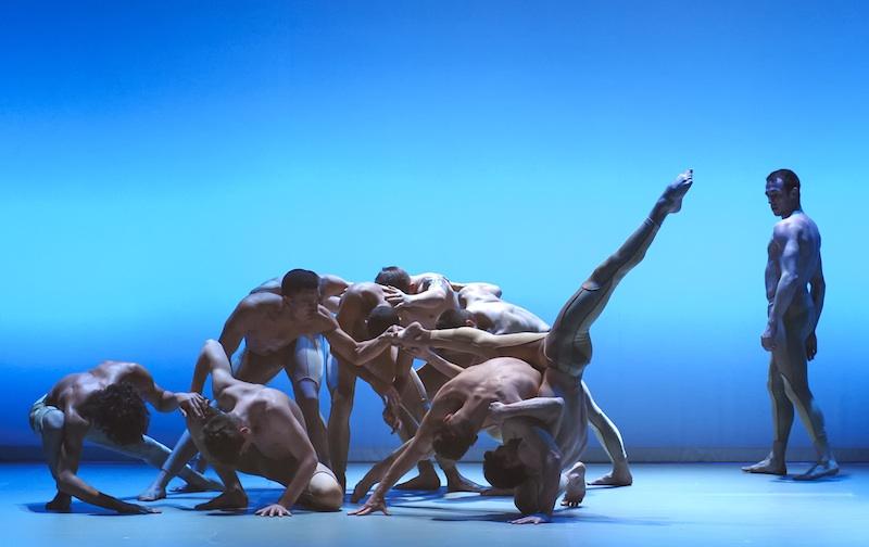 BalletBoyz performs Liam Scarlett's Serpent