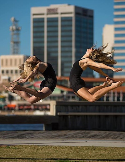 Jacksonville Dance Theatre will perform at 2014 Dance Gallery Festivals
